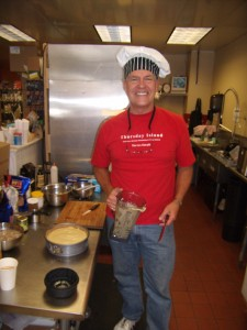 ken dorr raw food chef