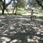 Walking-the-Labyrinth-at-Rancho-La-Puerta
