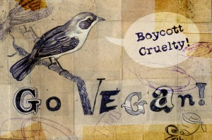 Go Vegan by GloriousMissJane on deviantART | Kale University