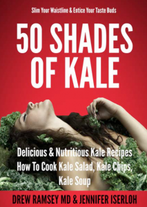 50 Shades of Kale Book