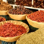 Chilies spices