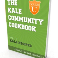 Kale Community Cookbook Vol 1: Kale Recipes – Free