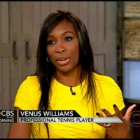 Venus Williams Becomes Raw Vegan