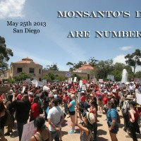 San Diego March Against Monsanto