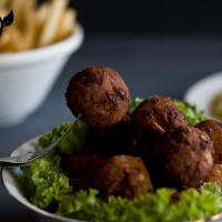 "Vegan Keftedes – Greek ""Meatballs"""